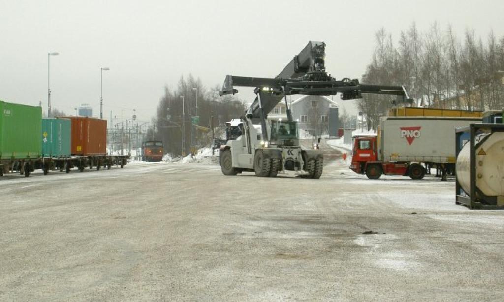 Intercontainer nystartar godståg Sundsvall-Göteborg