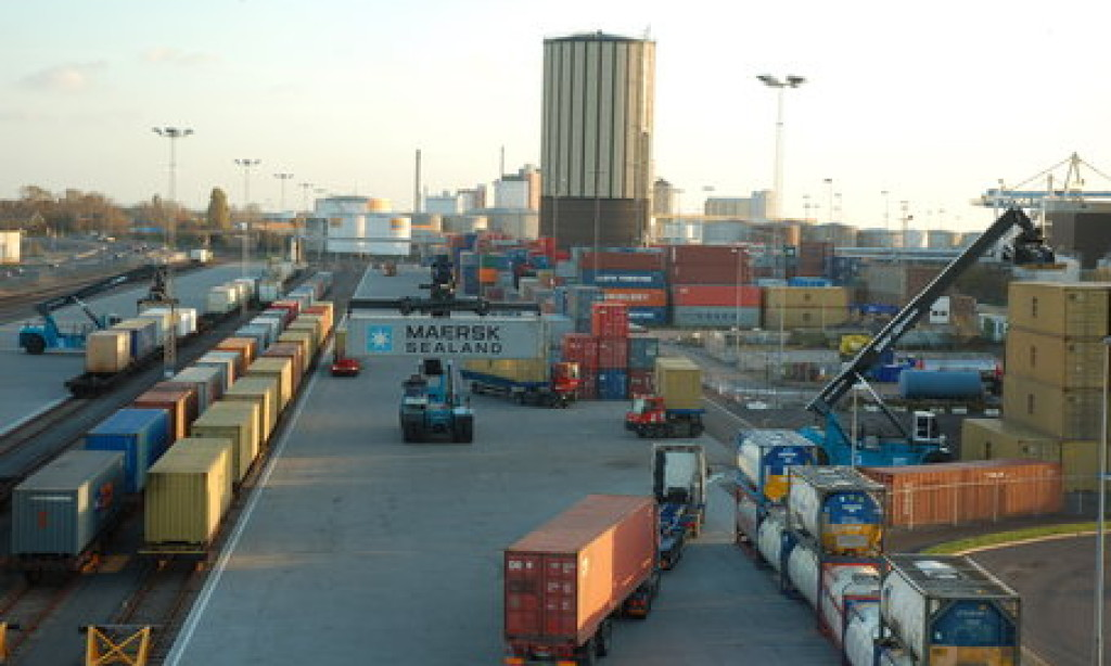 Miljökraven ökar på godstransporter