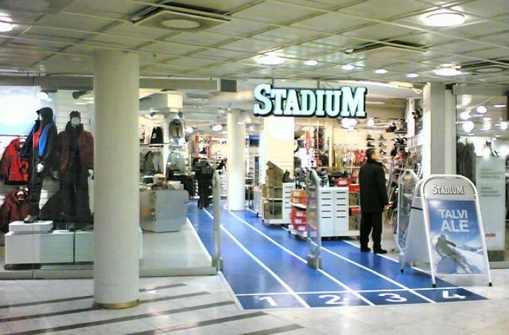 Smart styrning av Stadiums distribution