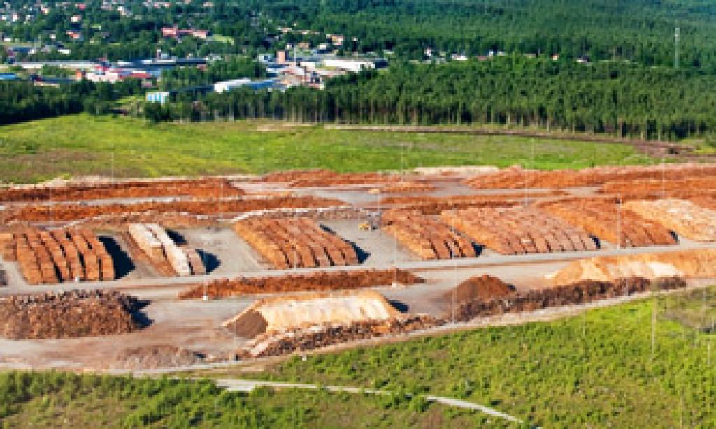 Stockarydsterminalen satsar på återvinningshantering