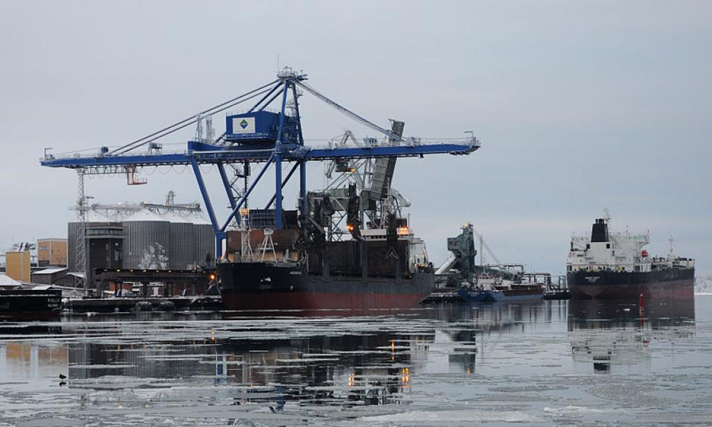 Oxelösunds hamn rustar sig för Bergslagens malm