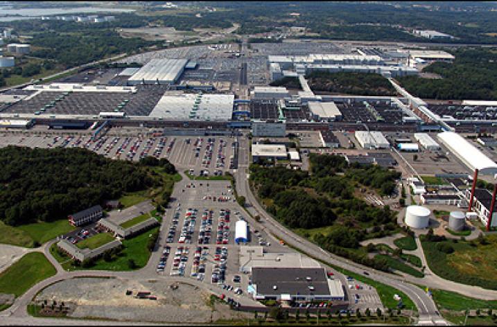 Logent logistikpartner till Volvo