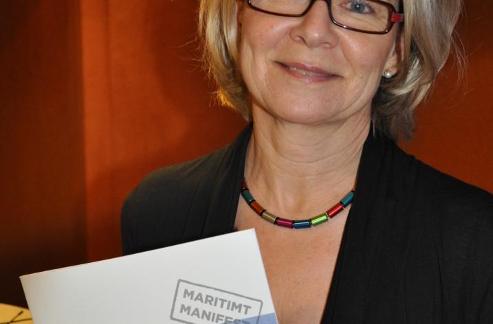 Maritimt manifest för svensk sjöfartsnäring