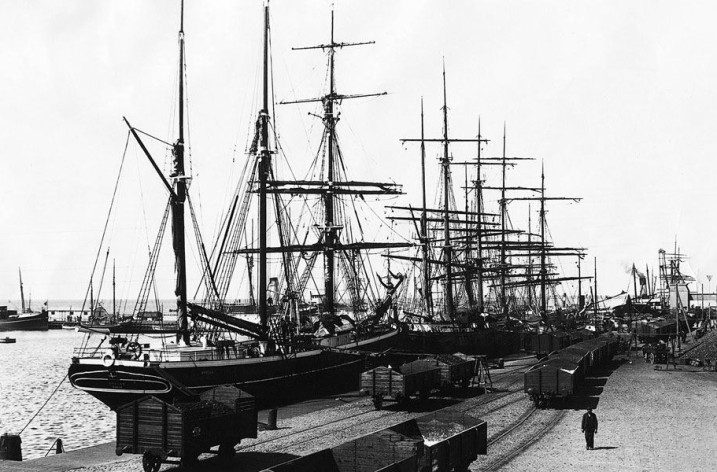 Trelleborgs hamn trotsar minskat järnvägsgods