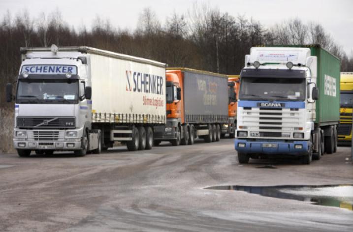 Högst externa kostnader för vägtransporter