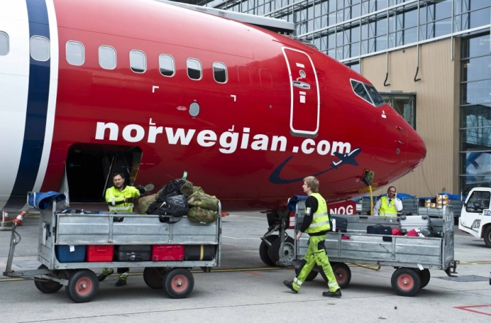Norwegian startar fraktbolag