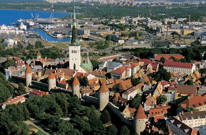 Estland får sin första normalspåriga järnväg