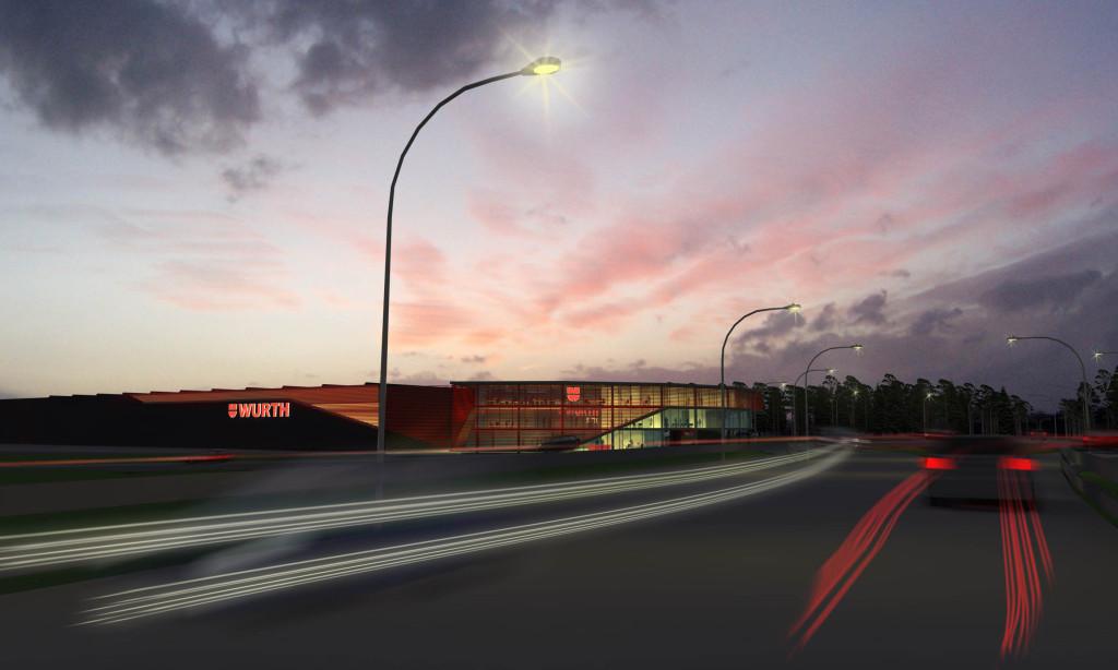 Würth flyttar in i nya Örebro-lagret