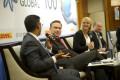 Ris och ros till Sverige på FG100-möte