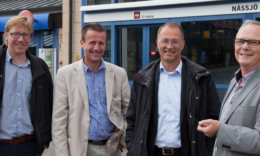 Train Alliance in i Nordiska Infrastrukturskolan