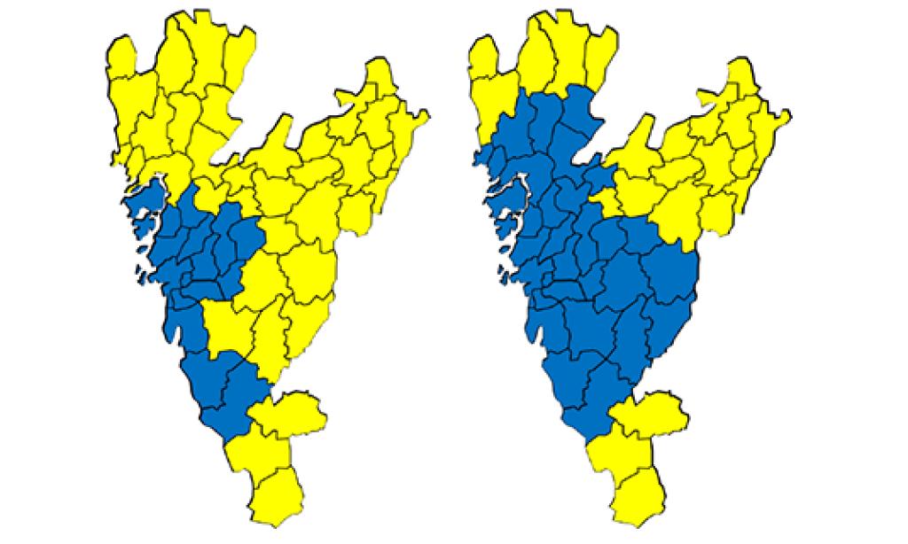 Nya tillväxtmål för Göteborgsregionen