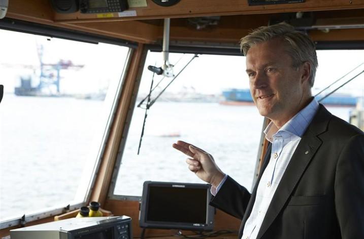 Nordeuropa står för tillväxten i Göteborgs hamn