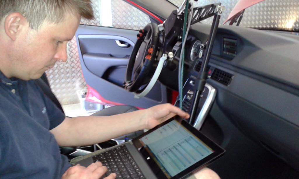 Ny testbana gynnar fordonsforskningen