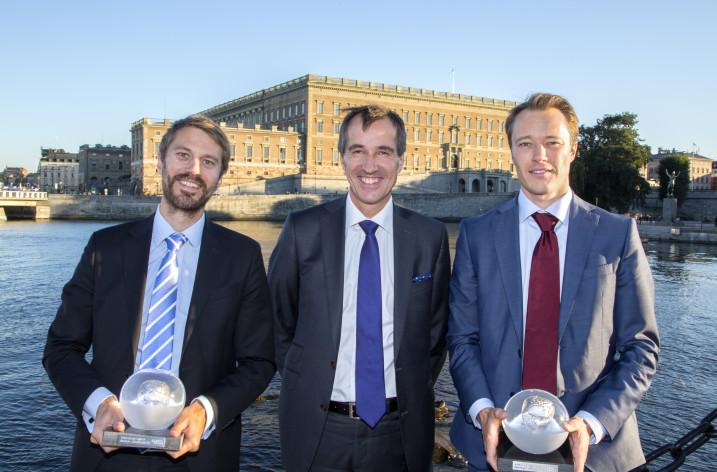 Volvo blev årets klimatkomet