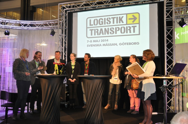 Årets Logistikkommun 2015 på Logistik &Transport