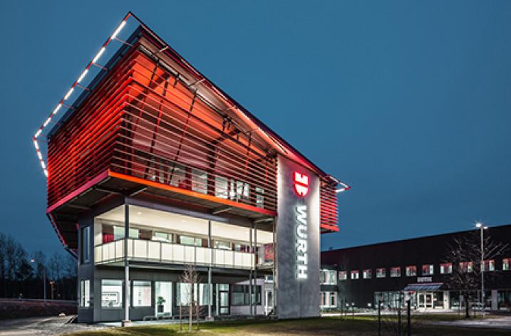 Örebrolager får internationellt arkitektpris