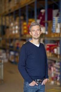 - Alltfler köper mat på nätet, det ligger i tiden, säger Ulf Skagerström. Foto Matsmart.