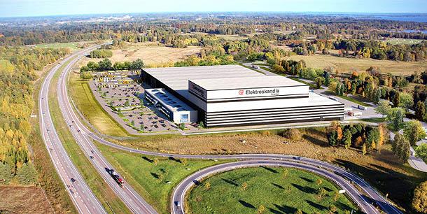 Centrallager, kontor och yrkesbutik kommer att flytta till de nya lokalerna vid Munkatorp under 2017.