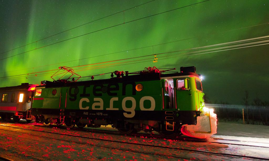 Skogsindustrierna gör tummen ner för privatiserat Green Cargo