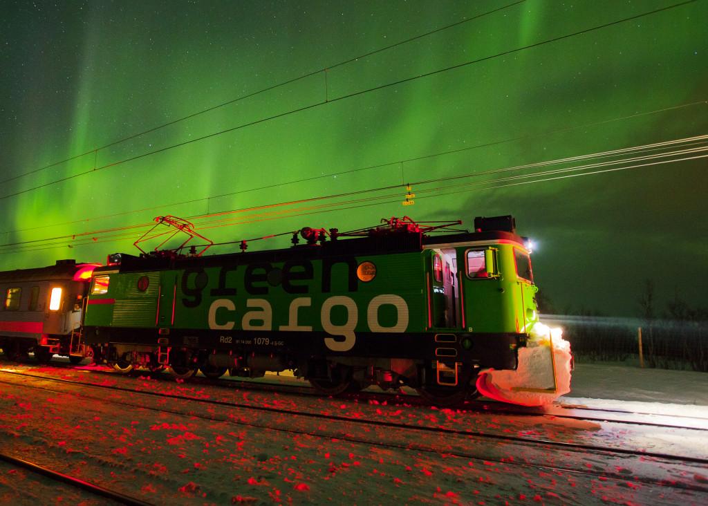 Bör staten sälja ut Green Cargo? Frågan väcks i en statlig utredning. Foto Green Cargo
