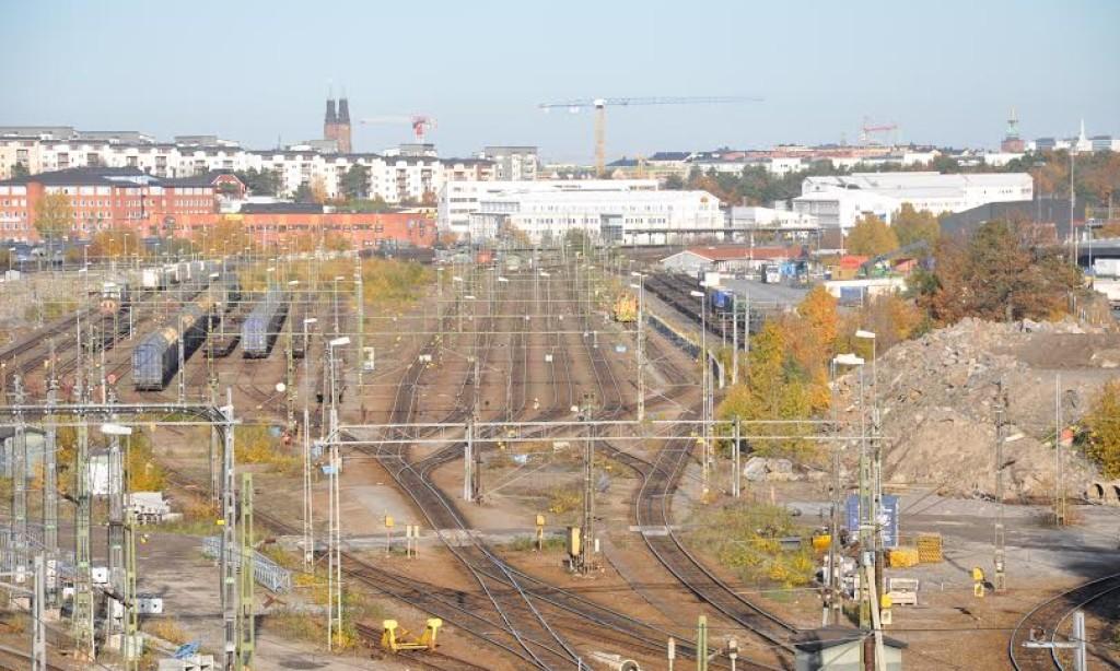 Ny tågpendel Jönköping-Årsta