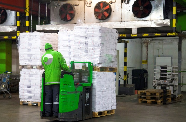 Bring Frigo säljer fryshusen i Danmark