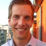 En avgörande faktor var möjligheten till tåganslutning, säger Andreas Westlund, logistikchef BSH.