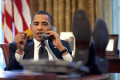 Barack Obama till Hannovermässan