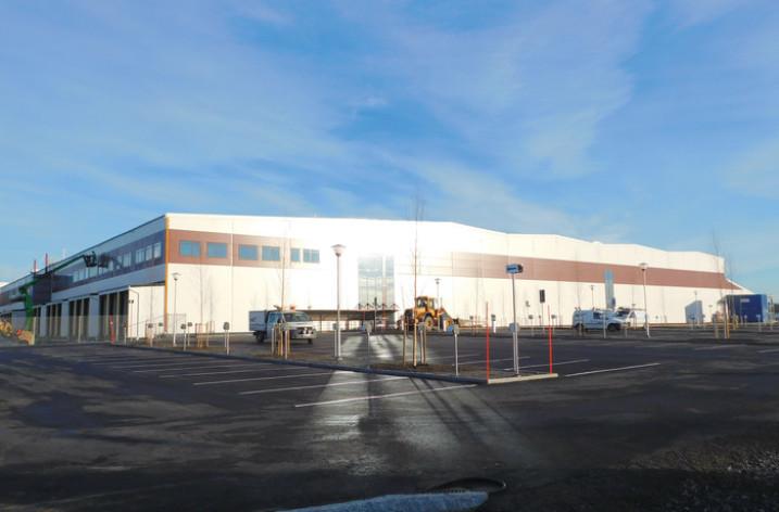Martin & Serveras nya Umeå-lager igång