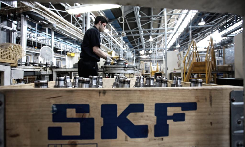 SKF finalister i PostNords logistikpris