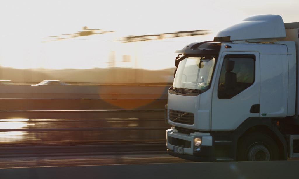 Transporterna minskar trots högtryck i svensk ekonomi