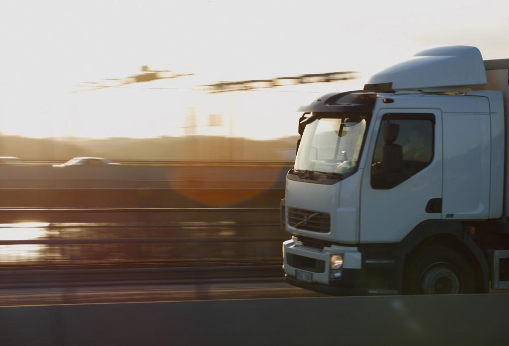 Transporterna på väg och järnväg minskar i Sverige och konkurrensen är hård. Fptp Transportsyrelsen