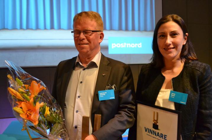 Scania får Postnords logistikpris