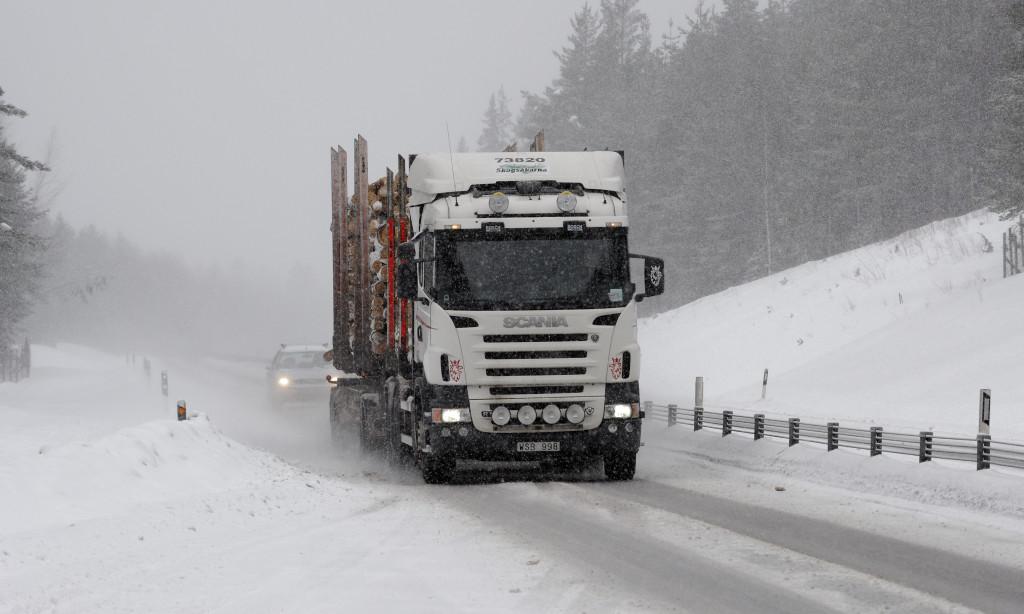 Storsatsning på lastbilsförare