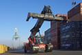 Containerrekord i Stockholms Hamnar