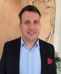 Joachim Glassell blir ny vd för Sjöfartsforum den 1 juni.
