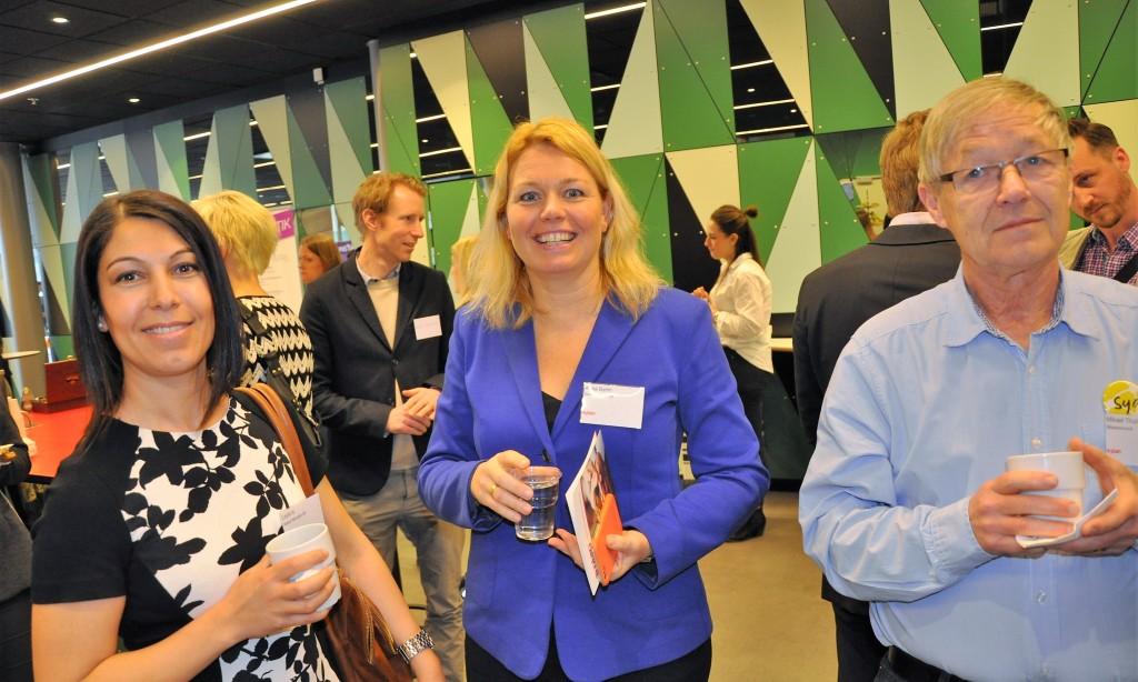 Välbesökt PLAN-konferens med SKF och Volvo i fokus