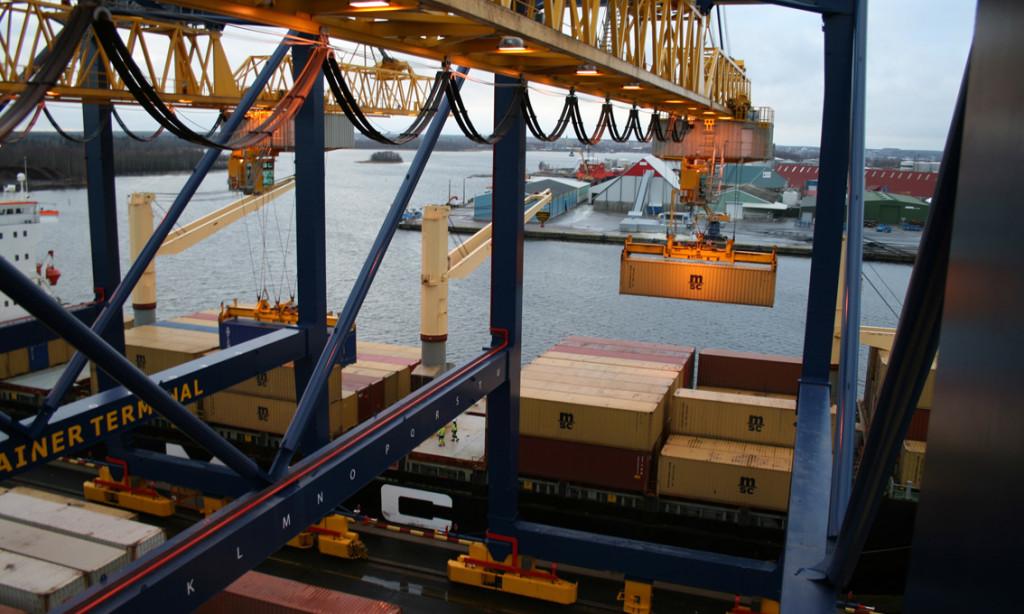Yilport tar över Gävle hamn – investerar 450 miljoner