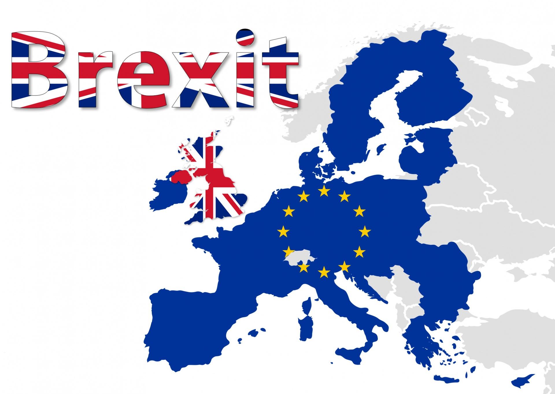 Should they stay or should they go? frågas sig Storbritannien angående EU-medlemsskapet. Illustration Public Domain.