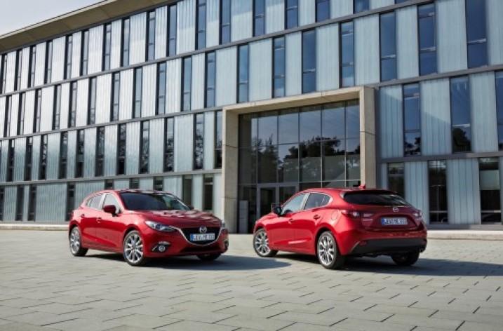 Göteborg ny importhamn för Mazda
