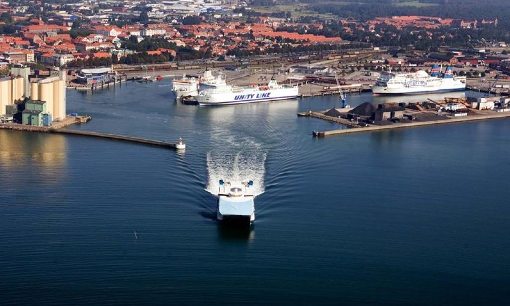 Järnvägsgodset fortsätter att minska i Ystad