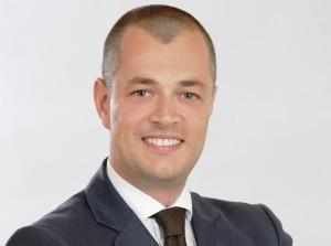 Bram Verhoeven tar över efter Allan Lavén som Nordenchef på Prologis. Foto Prologis