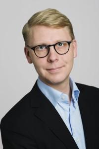 Kristoffer Tamsons (M), trafiklandstingsråd i Stockholms läns landsting. Foto: Anna Molander