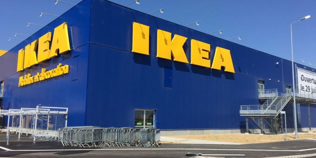 Logistiken, hjärtat i Ikea, flyttas nu ut ur Ikea Group tillsammans med Inköp och produktutveckling. Foto Ikea