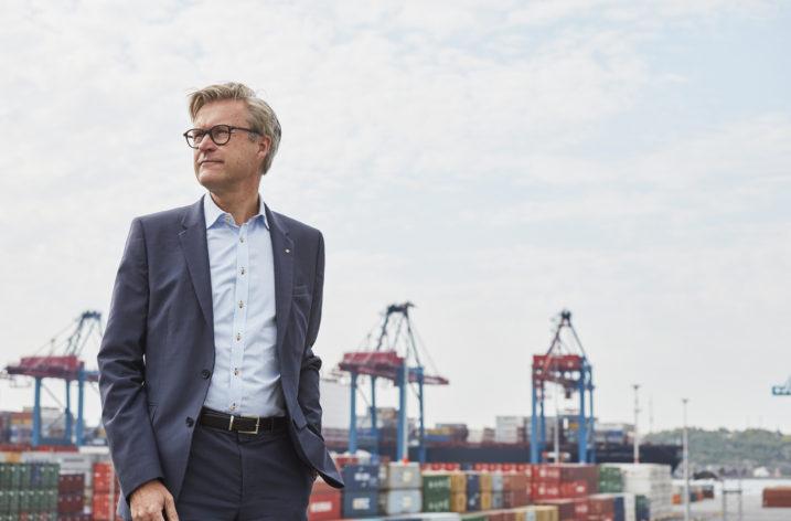 Djupare farled ödesfråga för Göteborgs hamn och landet