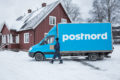 Postnord rustar för rekordjul