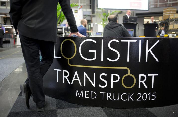 Över 3 000 besökte Logistik & Transport