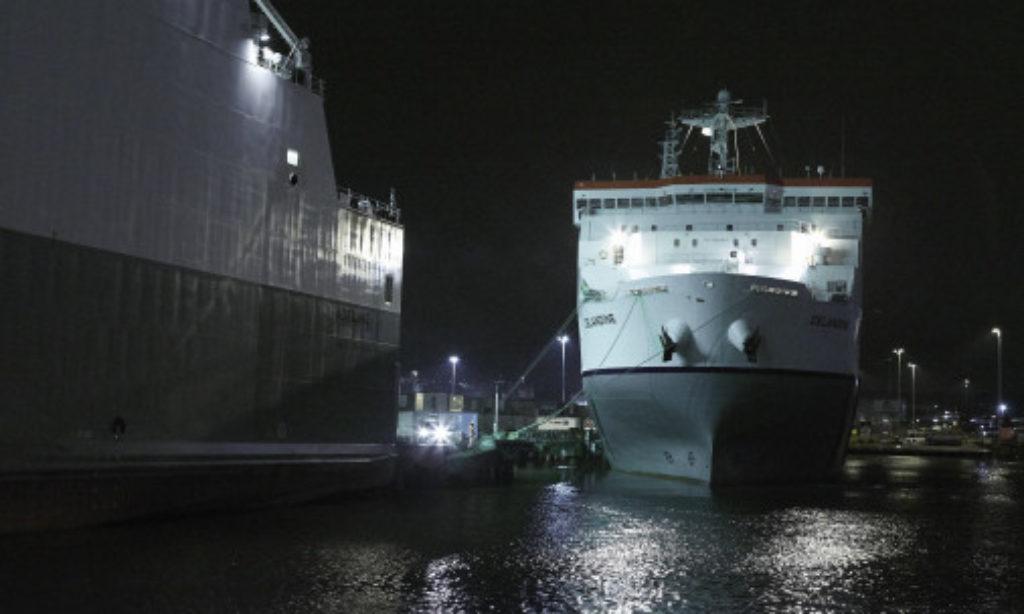 Göteborg får nytt roro-linje till Rotterdam