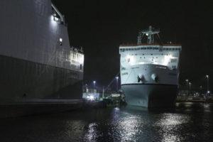 Foto Göteborgs hamn