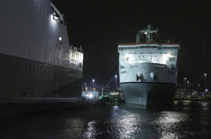 Eldrift till sjöss fokus för energimyndigheten